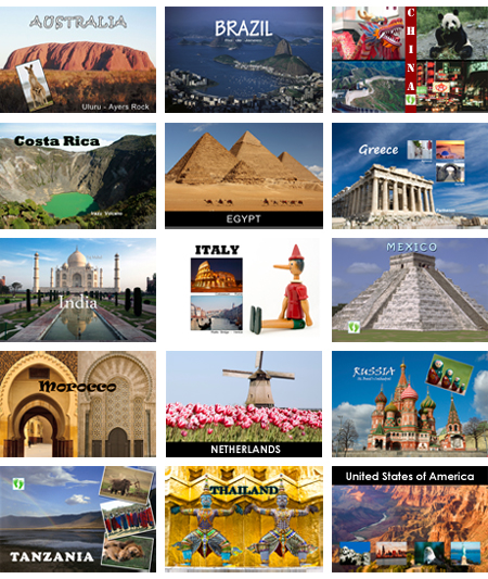 Travel on Tuesday Destination Countries